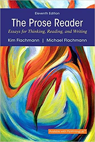 amazon com the prose reader essays for thinking reading and  the prose reader essays for thinking reading and writing 11th edition 11th edition