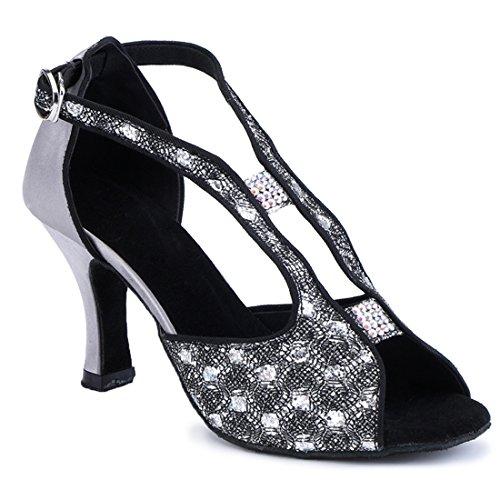 Moderno Heel Donna Jazz Joymod Grey 5cm e MGM 7 qSRtx