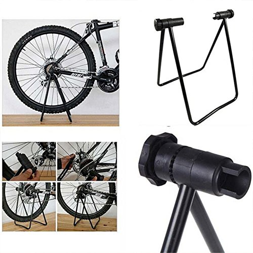 Secologo Bike Repair Stand Bicycle Bracket Repair Maintenance Floor Stand Display Rack Parking Holder Folding For Cycling Repair Stands by Secologo (Image #3)
