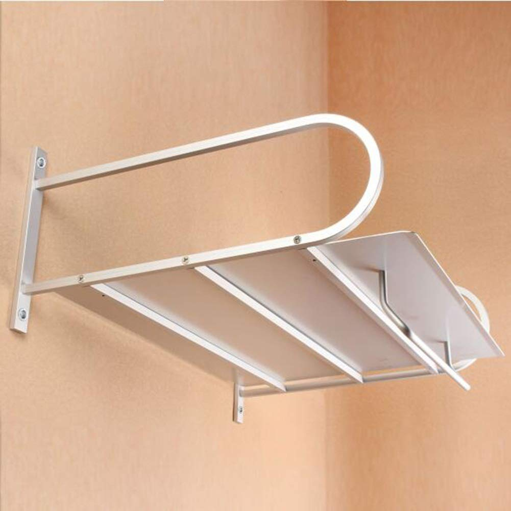 Household Storage Multi-Function Kitchen Rack, Microwave Oven Rack Space Aluminum Bracket Oven Bracket Storage, Storage Convenient Storage Shelf Yixin (Color : A, Size : 562140cm)