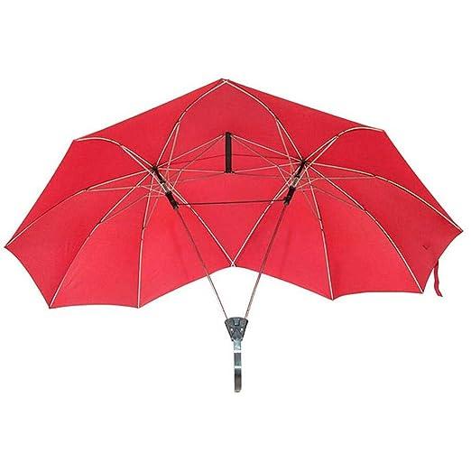 VANYA Pareja Paraguas Dos Personas De Doble Paraguas para Amantes ...