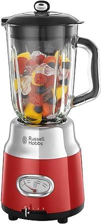 Russell Hobbs Retro 25190-56 - Batidora vaso 800 W, vaso