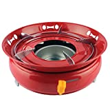 Ezyoutdoor Alcohol Burner Spirit Alcohol Stove for Backpacking...