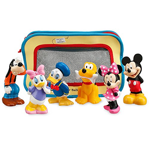 Bath Toys Disney (Disney Mickey Mouse and Friends Bath Toys for Baby)