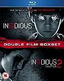 Insidious 1 & 2 [Blu-ray]