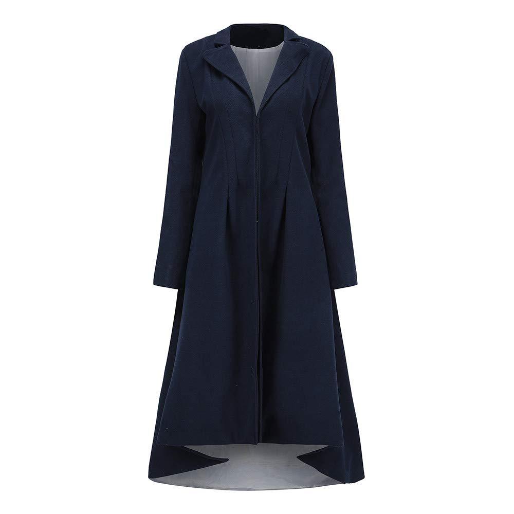 scaling Parka Jacket Outdoor♥ Women Winter Warm Swallowtail Coat Trench Parka Jacket Overcoat Outwear
