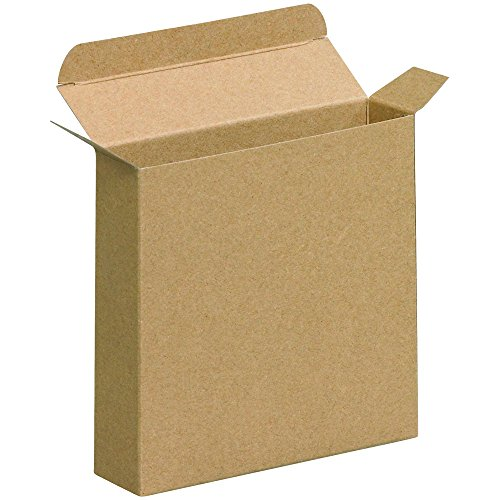 Reverse Tuck Kraft Folding Cartons - 9