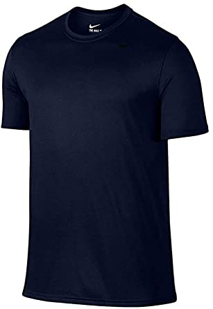 0b2de3e50cd Nike Mens Legend 2.0 Dri-Fit T-Shirt, L, Blue: Amazon.in: Clothing ...