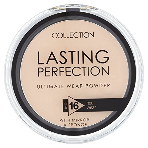 COLLECTION Lasting Perfection Powder, Fair Number 1 9 g LF BEAUTY UK 100535