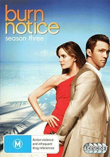 Burn Notice - Season 3 [NON-USA Format / PAL / Region 4 Import - Australia] -  DVD