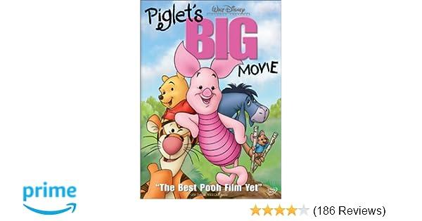 473a88526c7d Amazon.com  Piglet s Big Movie  John Fiedler