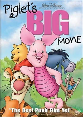 Amazon Piglet s Big Movie John Fiedler Jim Cummings