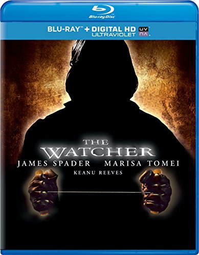 The Watcher (Blu-ray + DIGITAL HD with UltraViolet)