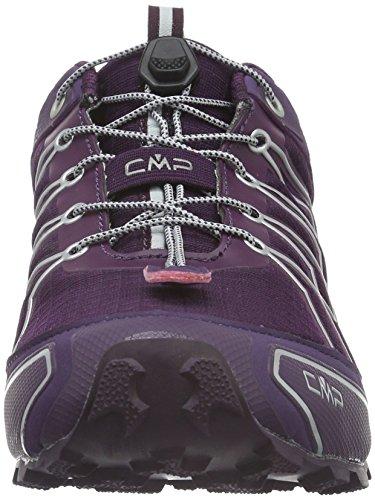 Cmp Super X Damen Traillaufschuhe Violett (viola H966)