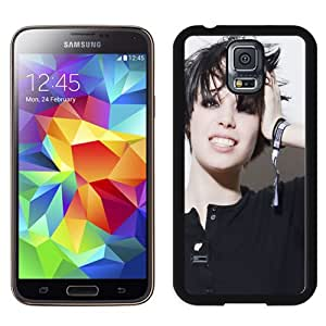 Beautiful Designed Cover Case With Crystal Castles Smile Band Members Light For Samsung Galaxy S5 I9600 G900a G900v G900p G900t G900w Phone Case