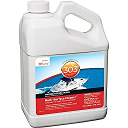 303 Multi Surface Cleaner, All Purpose Cleaner for Marine and Boats, 128 fl. oz.