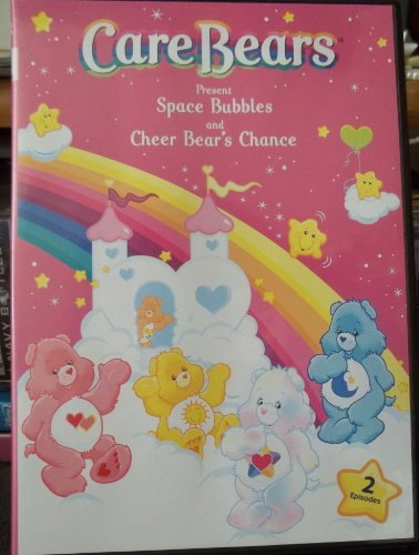 Care Bears Presents Space Bubbles and Cheer Bear's Chance Dvd!