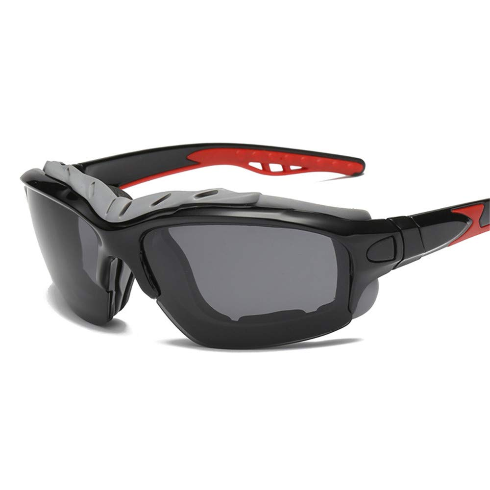 A Sports Sunglasses Polarized Sports Sunglasses The New Sunglasses for Men and Women Outdoor Cycling Mirror Cycling Glasses (color   C)