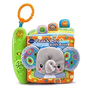 VTech Peek and Play Baby Book 80-189300