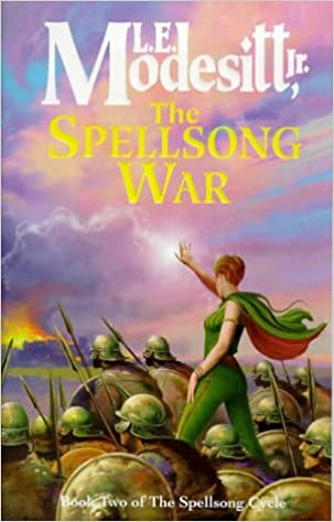 Book The Spellsong War: Book Two: The Spellsong Cycle