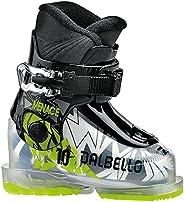 Dalbello ski Boots Menace 1.0 Trans-Black jr for Kids
