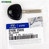 HYUNDAI New Genuine OEM Uncut Key Blank for Sonata 2010-2014,tucson 2009-2014