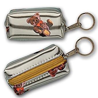 Amazon.com: Lenticular 3d Cadena de clave, llavero, caso ...