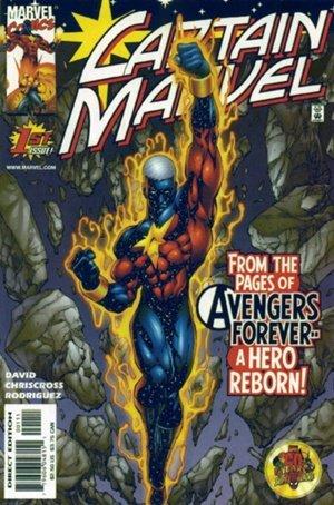 "Captain Marvel #1 ""A Hero Reborn"" PDF"