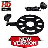 Misayaee Rear View Back Up Reverse Parking Camera (NTSC) for Sahara/Willys YJ/TJ/JK/J8 Wrangler Rubicon/Sahara/Unlimited Sahara 2008-2018 ‖ Tire Version