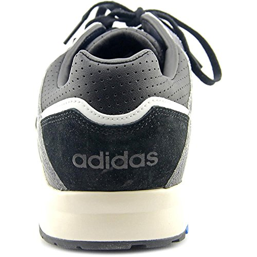 Adidas Mannen Tech Super (zwart / Wit Damp) Zwart / Wit