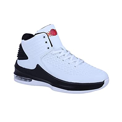 Mode Basket Chaussure Montantes Homme Rosegal Ball 1T4qw5fx