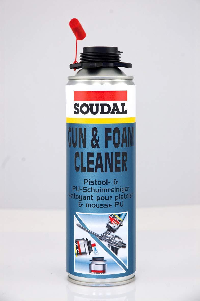Limpiador para pistolas de espuma 500 ml: Amazon.es: Bricolaje y herramientas
