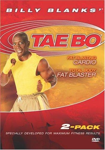 - Billy Blanks' Tae Bo: Fat Blasting Cardio & Total Body Fat Blaster
