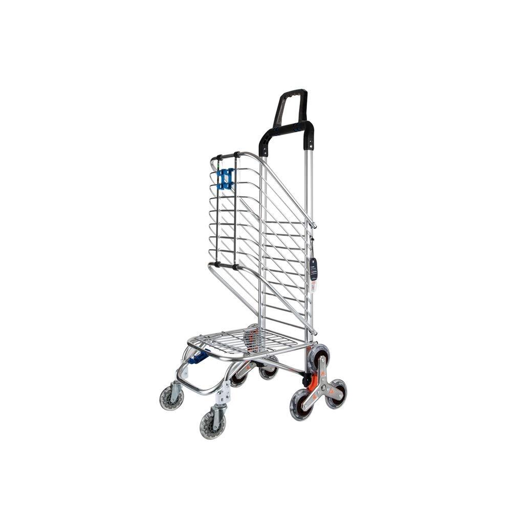 YQCS●LS ショッピングカート - 折りたたみ式ハンドカート - 老人 - アルミ合金製折りたたみ式トロリーカート B07SBT65PY