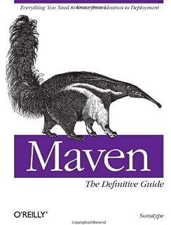 Maven the definitive guide: 9788184045987: amazon. Com: books.