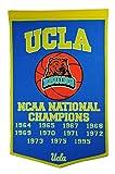 NCAA UCLA Bruins Dynasty Banner