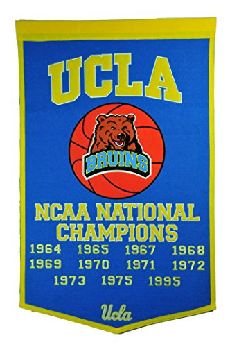 Winning Streak NCAA UCLA Bruins Dynasty Banner - Ncaa Ucla Bruins Fan Banner