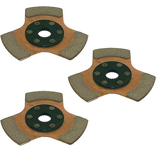 RAM Clutches 9951-3 Assault Weapon Series-6.25 Replacement Disc - Series Disc Clutch