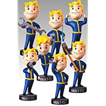 Fallout 4 / Vault Boy bobblehead 111 Series 1: seven set