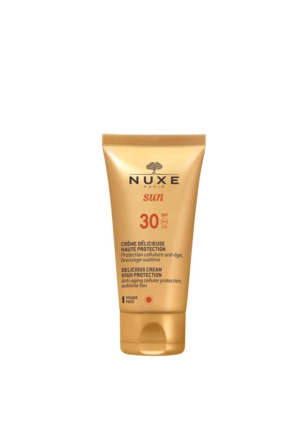 NUXE Crema deliciosa Alta protección spf 30