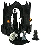 Lord Of The Rings Battle Scenes: Saruman's Chamber and Balcony Set 1/24 Scale