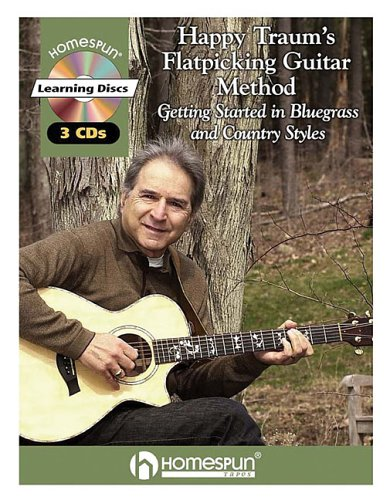 - Happy Traum's Flatpicking Guitar Method