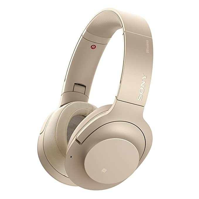 h.ear on 2 Wireless NC WH-H900N Pale Gold