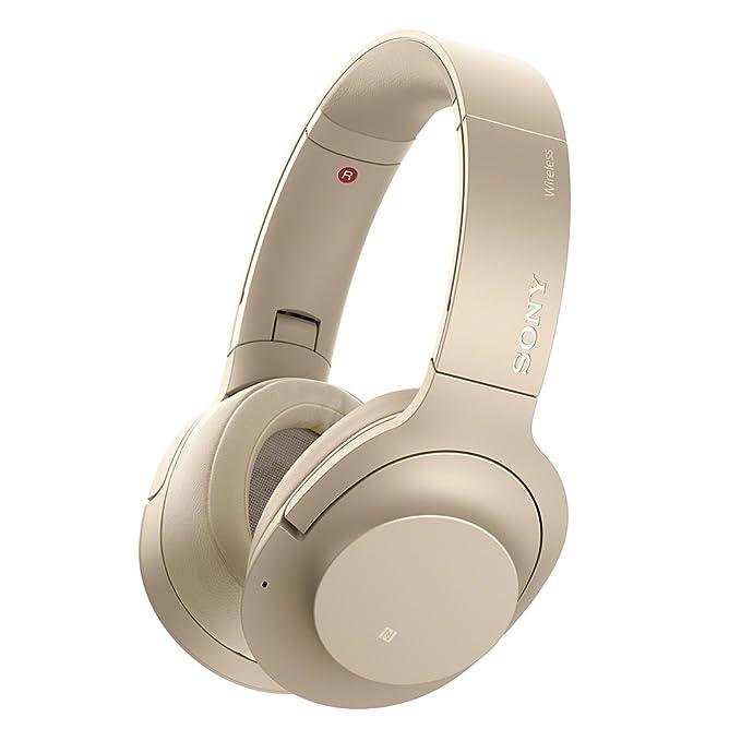 ヘッドホン おしゃれ h.ear on 2 Wireless NC WH-H900N Pale Goldをおすすめ
