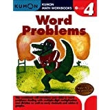Word Problems Grade 4 (Kumon Math Workbooks)