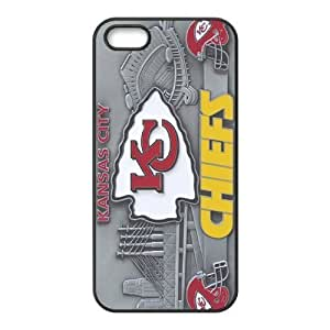 Goshoppinggo The Popular And Passionate Sport NFL The Strong Team KC Chiefs For Iphone 5/5S Best Rubber Case