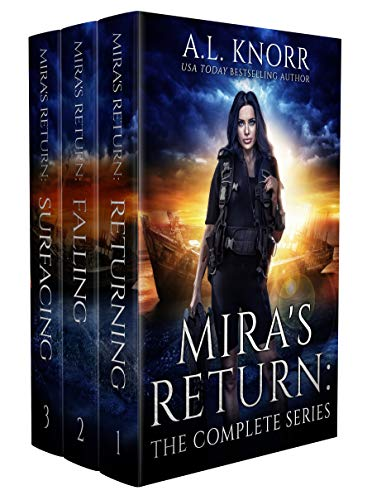 Mira's Return: The Complete Series: A Mermaid Fantasy Adventure & Prequel to the Elemental Origins Series