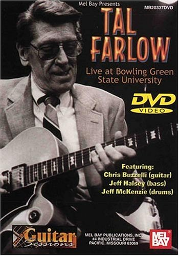 Tal Farlow - Live at Bowling Green State University (DVD)