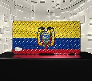 Funda Carcasa para Xpéria Z3 Bandera ECUADOR 05