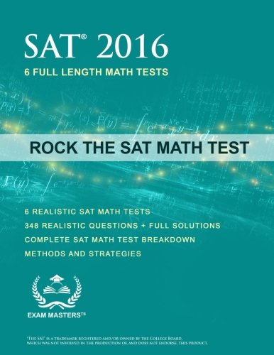 Rock The SAT Math Test